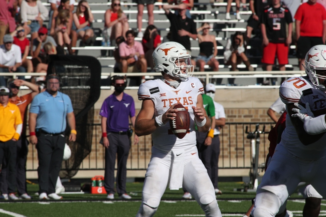 CFB Picks: Texas vs. TCU College Football Picks, Predictions 10/3/20