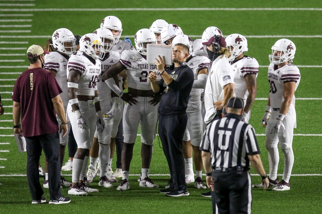Week 10: Texas State vs Appalachian State 11/7/20 College Football Picks, Predictions
