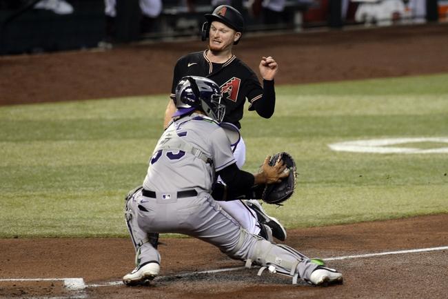 MLB Picks: Colorado Rockies vs. Arizona Diamondbacks 9/27/20
