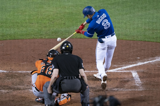 Toronto Blue Jays vs. Baltimore Orioles - 9/27/20 MLB Pick, Odds, and Prediction