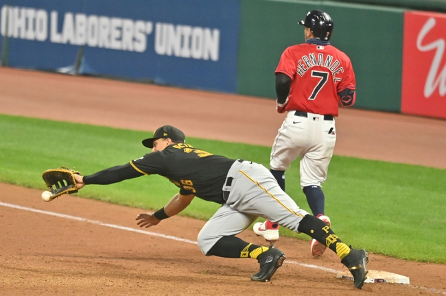 Pittsburgh Pirates at Cleveland Indians 9/27/20 MLB Picks and Prediction