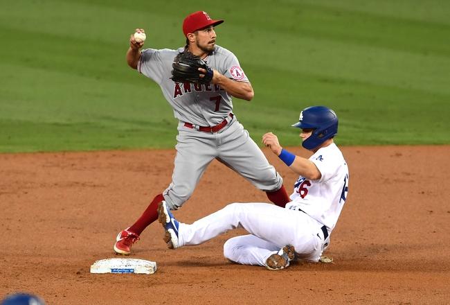 Los Angeles Angels at Los Angeles Dodgers - 9/27/20 MLB Picks and Prediction