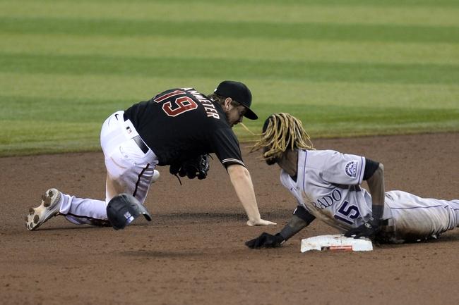 MLB Picks: Colorado Rockies at Arizona Diamondbacks  9/27/20
