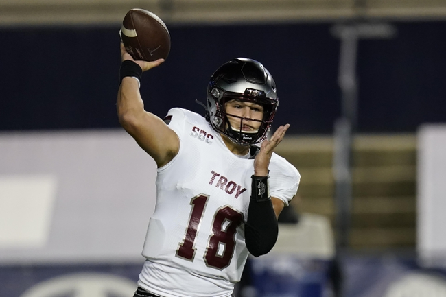 CFB Picks: Troy vs Eastern Kentucky College Football Picks, Odds, Predictions 10/17/20