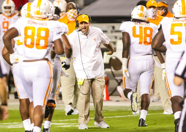 SEC: Missouri at Tennessee- 10/3/20 College Football Picks and Prediction