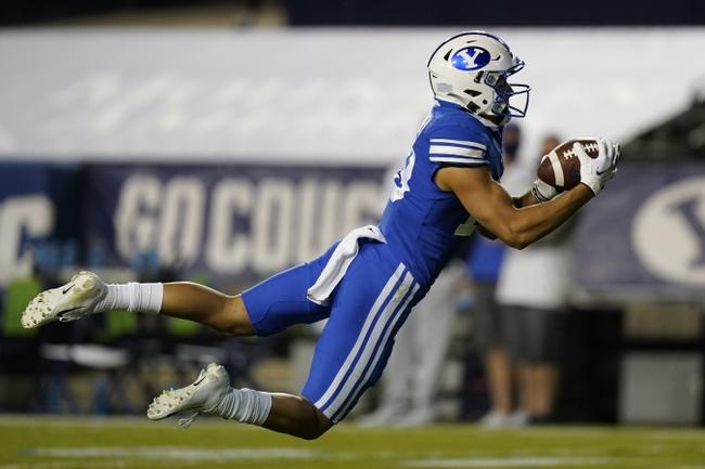 NCAA Football Friday Night Lights Pick LA Tech at BYU