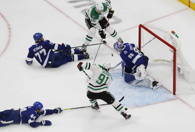 Dallas Stars vs. Tampa Bay Lightning - NHL Stanley Cup Picks, Odds, and Predictions 9/28/20