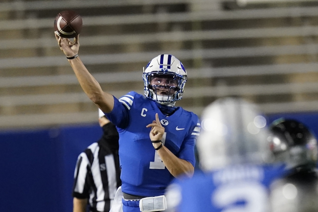 ATS Picks: BYU vs UTSA College Football Picks, Predictions 10/10/20