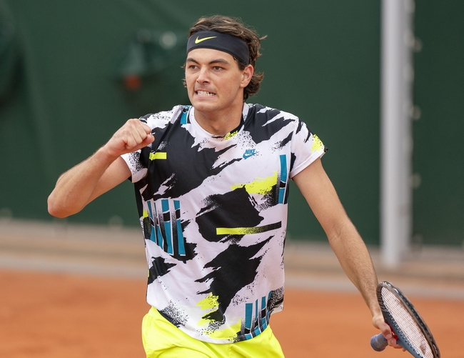 Antwerp Open: Taylor Fritz vs. Lloyd Harris 10/22/20 Tennis Prediction