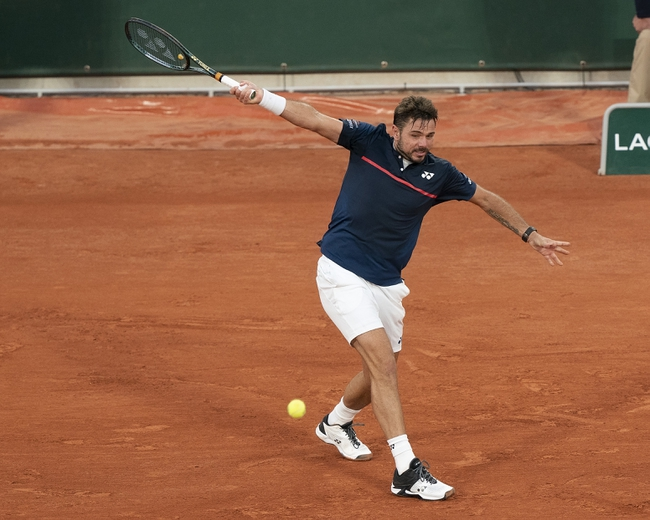 French Open: Stan Wawrinka vs. Dominik Koepfer - 9/29/20 Tennis Prediction