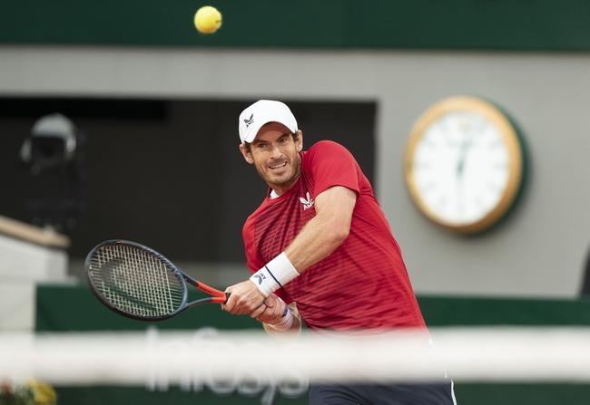 Cologne Open: Andy Murray vs. Fernando Verdasco 10/12/20 Tennis Prediction