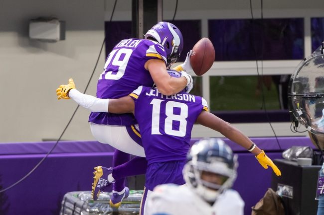 NFL Picks: Vikings at Seahawks Odds, Predictions 10/11/20 Sunday Night Football
