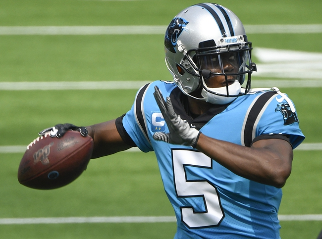 Carolina Panthers at Atlanta Falcons: 10/11/20 NFL Pick and Prediction