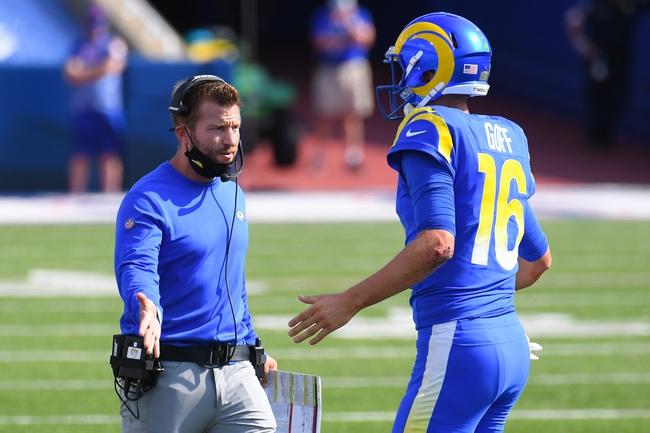 Los Angeles Rams at Washington Football Team 10/11/20 NFL Picks and Prediction