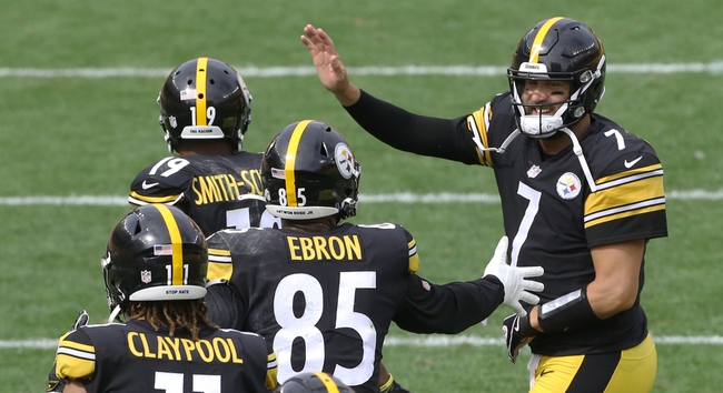 Free Picks: Pittsburgh Steelers vs Philadelphia Eagles NFL Picks, Predictions 10/11/20