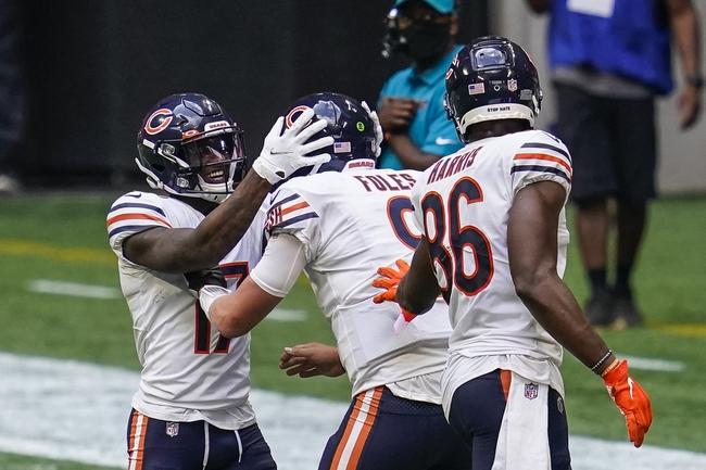 ATS Pick: Chicago Bears vs. Indianapolis Colts NFL Picks, Predictions 10/4/20