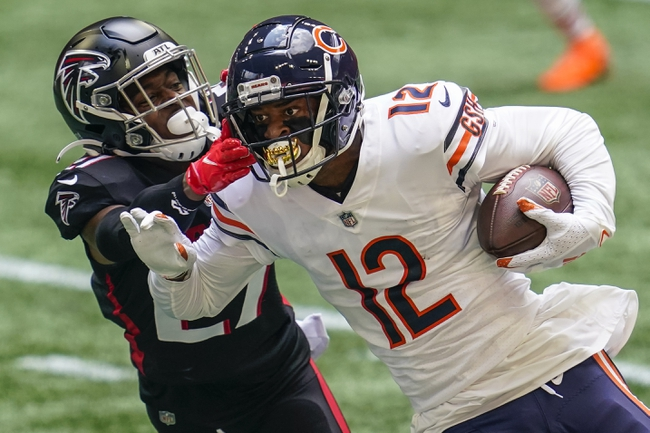 Chicago Bears at Tennessee Titans - 11/8/20 NFL Picks and Prediction