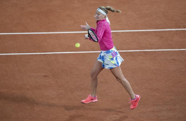 French Open: Petra Kvitova vs. Leylah Fernandez - 10/03/20 Tennis Prediction