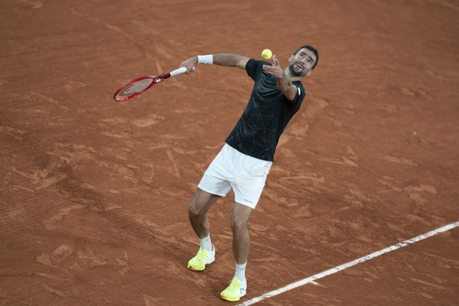 Paris Masters: Marin Cilic vs. Corentin Moutet 11/03/20 Tennis Prediction