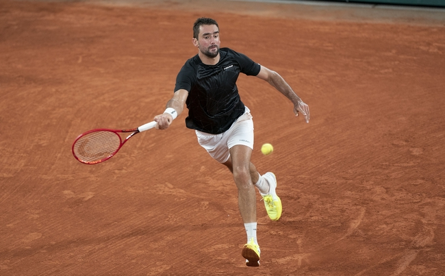 Cologne Championships: Marin Cilic vs. Steve Johnson 10/19/20 Tennis Prediction
