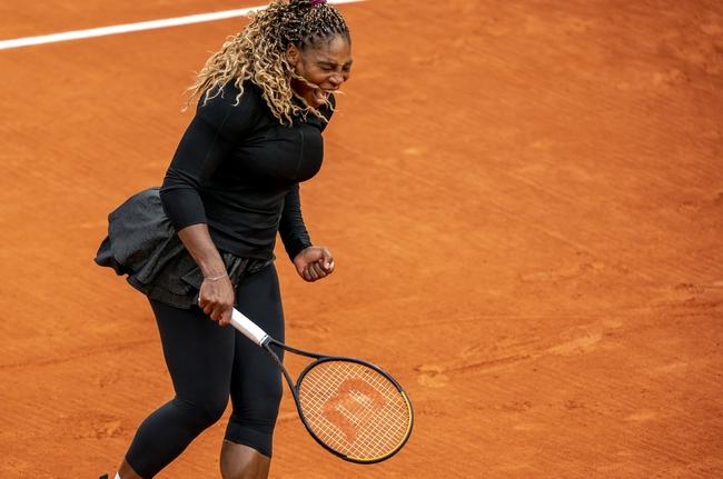 French Open: Serena Williams vs. Tsvetana Pironkova - 9/29/20 Tennis Prediction