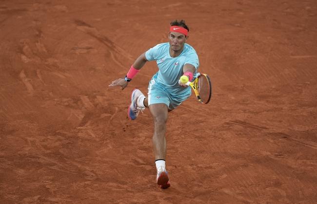 French Open: Rafael Nadal vs. MacKenzie McDonald 9/30/20 Tennis Prediction