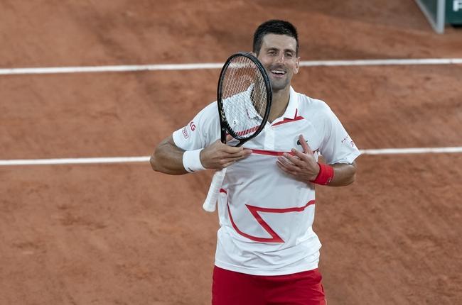 French Open: Novak Djokovic vs. Ricardas Berankis 10/01/20 Tennis Prediction