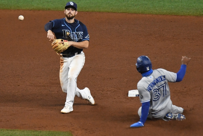 Toronto Blue Jays at Tampa Bay Rays  9/30/20 MLB Wild Card Picks and Predictions