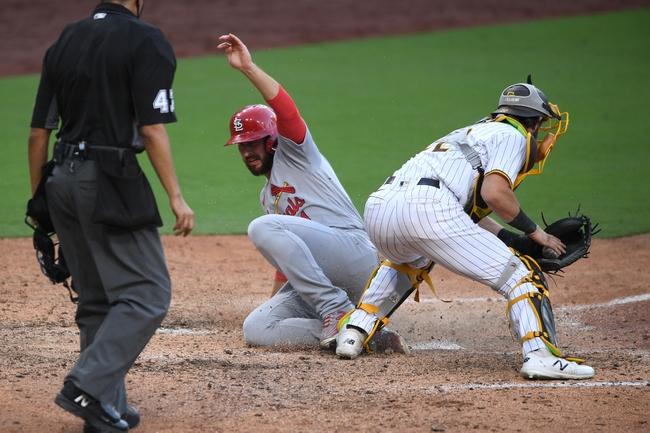 MLB Picks: San Diego Padres vs. St. Louis Cardinals Wild Card 10/1/20