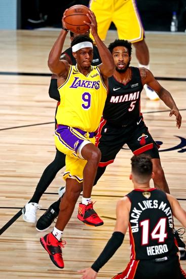 Tony T's Heat vs. Lakers TOTAL 10-2-2020