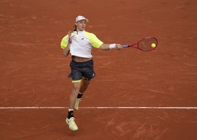 Vienna Open: Denis Shapovalov vs. Jurij Rodionov 10/26/20 Tennis Prediction