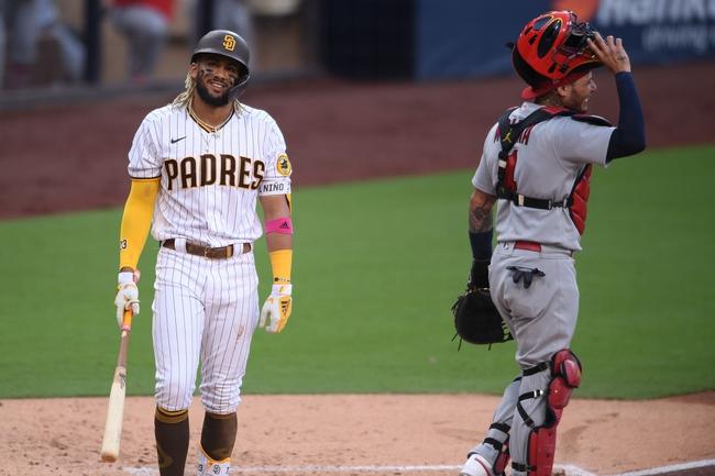 MLB Picks: San Diego Padres vs. St. Louis Cardinals NL Wild Card 10/2/20