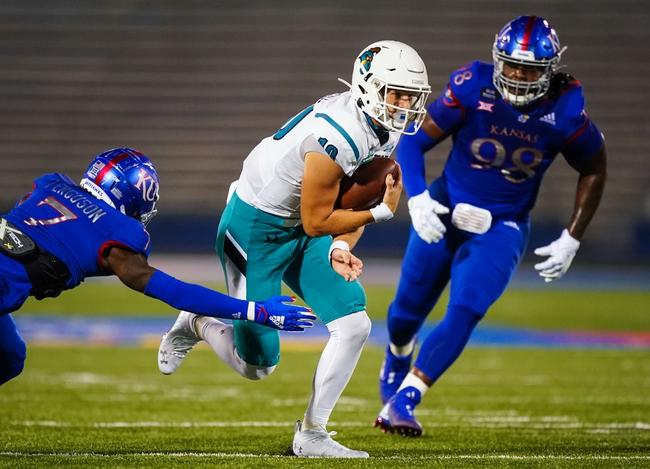 Canceled: Louisiana-Lafayette at Coastal Carolina: 12/19/20 College Football Picks and Prediction
