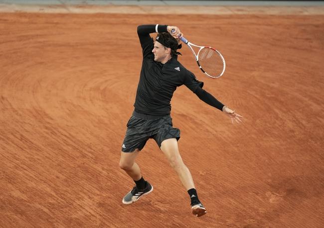 French Open: Dominic Thiem vs. Hugo Gaston - 10/04/20 Tennis Prediction