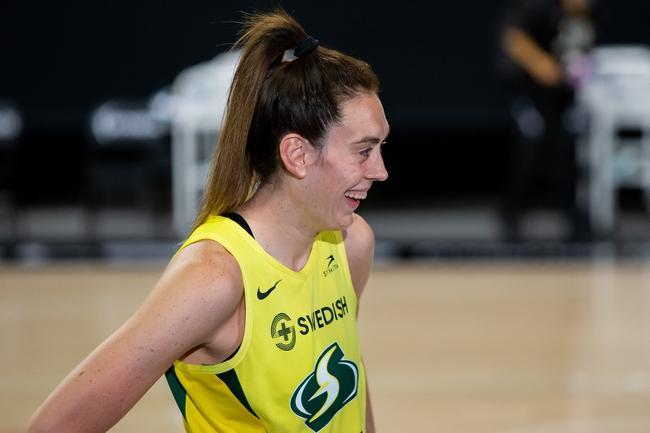 Las Vegas Aces vs. Seattle Storm WNBA Finals Picks, Odds, and Predictions 10/4/20