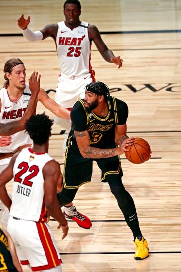 Jeter's NBA Finals Game 3 Pick Lakers/ Heat