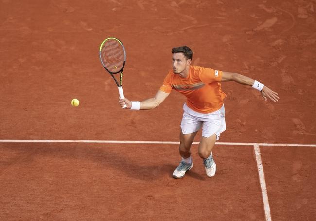 Paris Masters: Pablo Carreno-Busta vs. Jan-Lennard Struff 11/03/20 Tennis Prediction