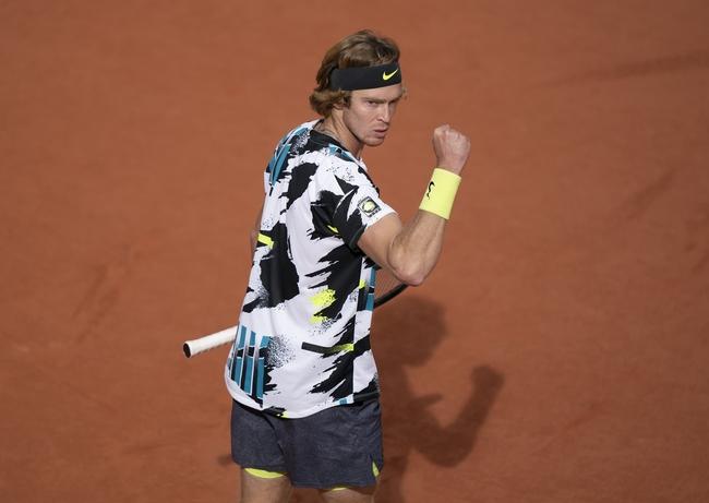 French Open: Andrey Rublev vs. Marton Fucsovics 10/05/20 Tennis Prediction