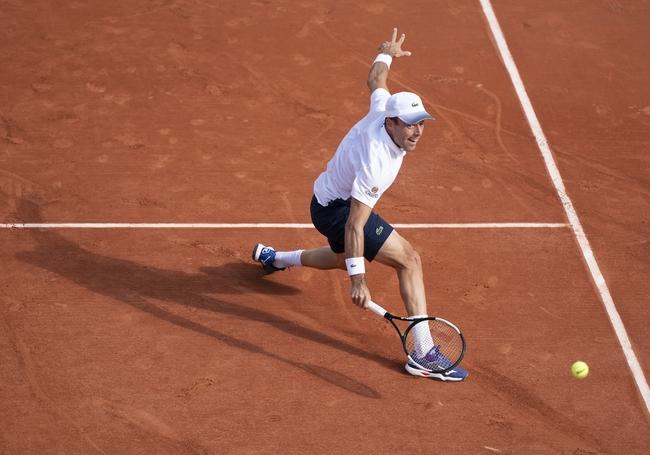 Cologne Open : Roberto Bautista-Agut vs. Gilles Simon - 10/15/20 Tennis Prediction