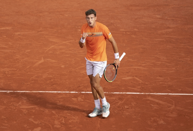French Open: Pablo Carreno Busta vs. Daniel Altmaier - 10/05/20 Tennis Prediction