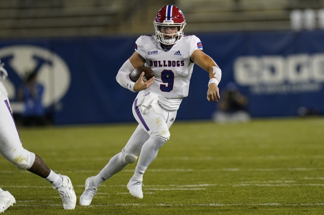 Postponed: LA Tech vs Rice College Football Picks, Odds, Predictions 11/14/20