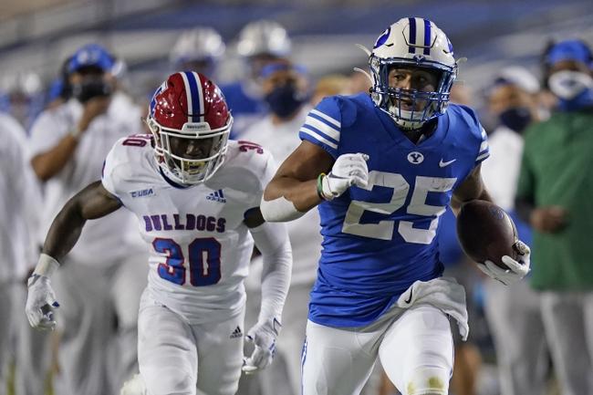 UTSA at BYU 10/10/20 College Football Picks and Predictions