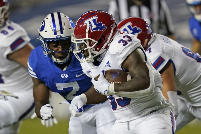 CFB Picks: LA Tech vs Marshall College Football Picks,Predictions 10/17/20
