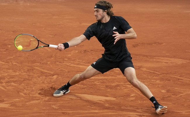 French Open: Stefanos Tsitsipas vs. Grigor Dimitrov - 10/05/20 Tennis Prediction