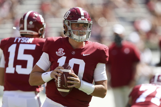 Alabama at Tennessee: 10/24/20 College Football Picks and Prediction