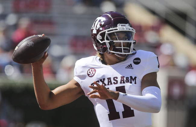 Texas A&M at Mississippi State: 10/17/20 College Football Picks and Prediction
