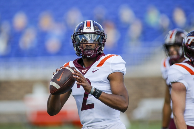 Free Picks: Virginia Tech vs Boston College Football Picks, Predictions 10/17/20
