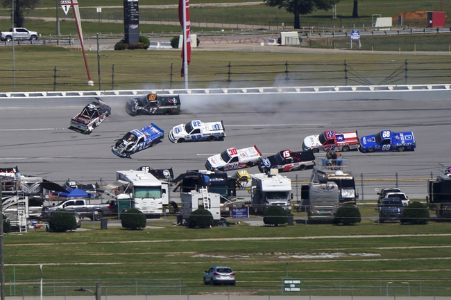 Lucas Oil 150 NASCAR Truck Series Picks, Odds, and Predictions 11/6/20