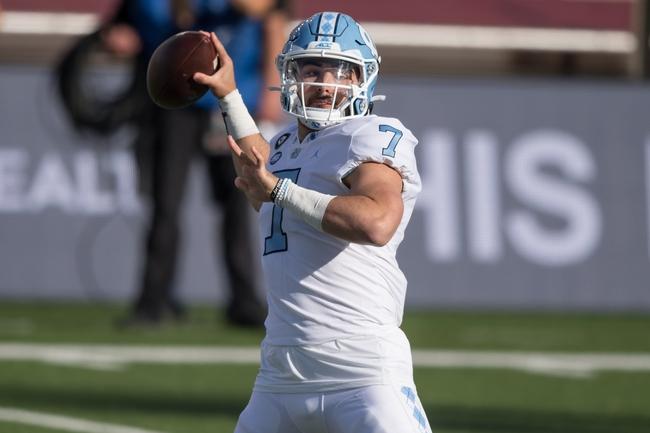 North Carolina at Virginia - 10/31/20 College Football Picks and Prediction