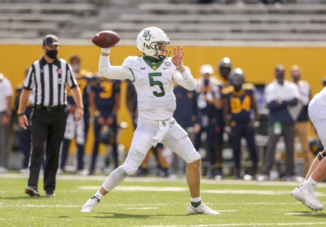 POSTPONED: Baylor vs Oklahoma State College Football Picks, Odds, Predictions 10/17/20